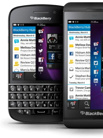 BlackBerry's U.S. market share peaked in January 2010 at 42.6 percent. But disappointing sales of products such as the Z10 have caused the company's market share to plummet.