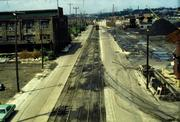 Canal Street before the site was remediated