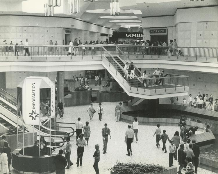 Northridge Mall opened in 1973 on Milwaukee's far northwest side and closed in 2003. The mall featured a Gimbels, a popular department store chain in the Milwaukee area until it closed in 1987.