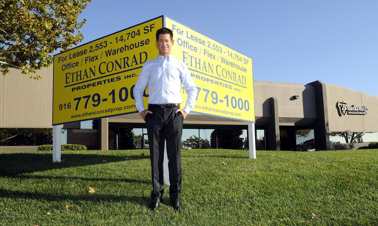 Since 2011 Ethan Conrad has acquired 34 properties and sold just 12. As of the end of September, his company's holdings constitute 3.36 million square feet of commercial space and about 100 buildings.