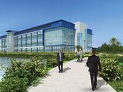Construction is anticipated to start in this year's second half on the Florida Blue Innovation Center in Lake Nona's Medical City.