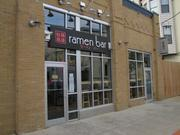 Ramen Bar (4040 Locust St.) is in space once occupied by Urban Outfitters and, more recently, a bowling alley.