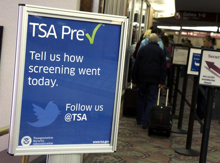 Port Columbus travelers can now go through security more quickly by enrolling in the TSA's PreCheck program.