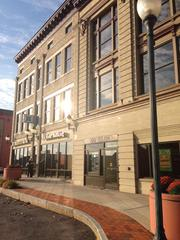 Glen Street Associates 145 apartments, 250,000 square feet of commercial space Location: Glens Falls President: Peter Hoffman Annual revenue: n/a 10 employees