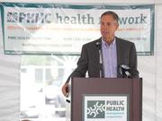 Richard Cohen, CEO of Public Health Management.