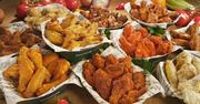 Wingstop offers 10 different sauces from lemon pepper to atomic.