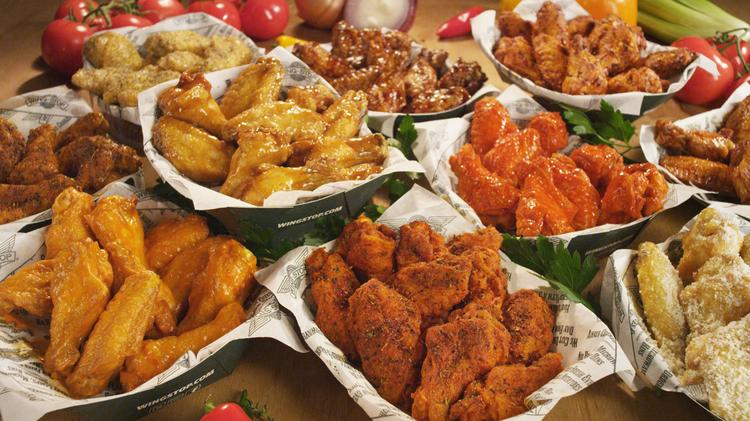 fast casual chicken wing restaurant wingstop coming to short vine rh bizjournals com chicken wing buffet ideas BBQ Chicken Wings Buffet