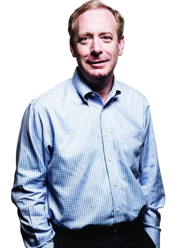 Brad Smith, general counsel and executive vice president of legal and corporate affairs at Microsoft