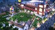 The project also offers some green space. An outdoor area adjacent to Ballpark Village will resemble a baseball diamond so fans can enjoy outdoor seating.