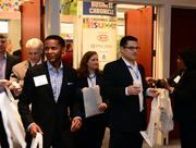 Attendees assemble at the Atlanta Business Chronicle Business Growth Summit.