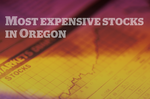 The most expensive Oregon stock? It's not Nike