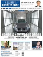 Morning Edition: A redesigned Business First, exporting gets a lift, Cedar Point pays up, racino under fire, air wars and more