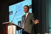 Jay Timmons of the National Association of Manufacturers was the keynote speaker.