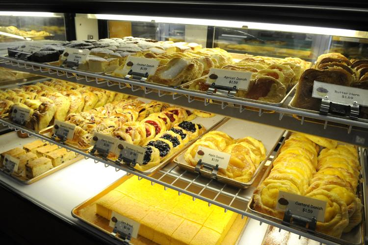 La Orangerie bakery and cafe is expected to open in early 2014.
