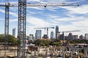 """No. 9: In September we identified 97 changes to downtown Austin, and it was a talker. For better or worse — we say better — this city's skyline and the streets beneath it are changing rapidly. Click here to read the story """"97 ways downtown Austin is changing."""""""