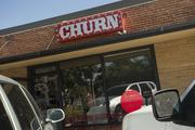 Complementing Windsor is Churn, an old-fashioned ice cream parlor, which opened the same time as its gastropub neighbor.