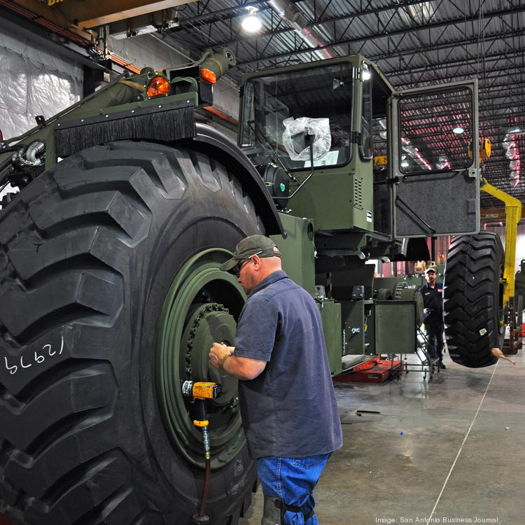 Cibolo-based Kalmar RT Center is one of several big employers that have set up shop in smaller cities near San Antonio, prompting a new wave of residential and commercial development in those communities.