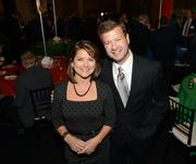 Alix Kendall and Tom Butler of Fox 9.