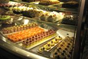 The Dessert Bar features Busken cookies and made-to-order crepes.