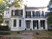419 E. Argonne Drive. This five bedroom, three bathroom home, built in 1858, is listed on the State and National Registers of Historic Places. It sits on 1.2 acres, has 3,874 square feet and is listed for $850,000.
