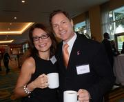 Jessica Beam and Peter Vilmos of Burr & Forman LLP