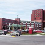 Wesley Medical Center reconfiguring emergency department space