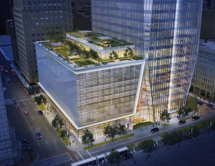 Since Hines announced it will break ground on 609 Main the first week of November, other developers with tower proposals have remained quiet on their plans.