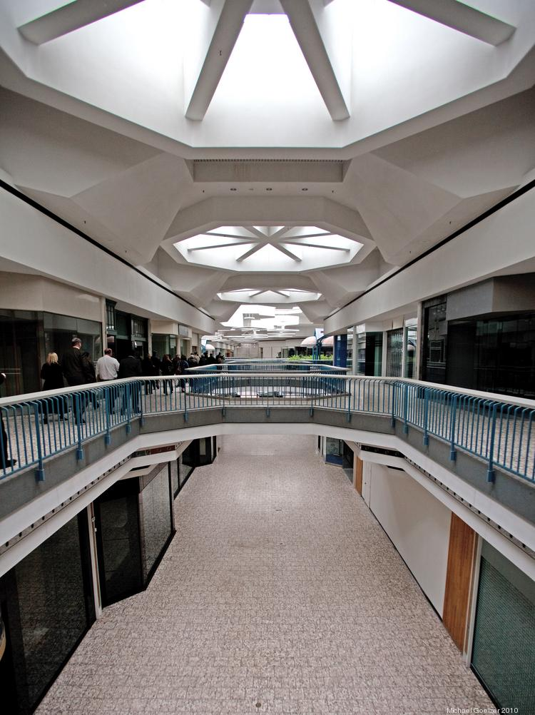 The interior of the vacant Northridge Mall in November 2011. A revival of a proposal to convert the mall into an Asian market is being viewed with skepticism by city of Milwaukee officials.