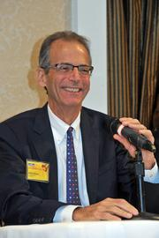 Robert Altman, president and CEO of WMHT, a public broadcasting company in North Greenbush, was one of the three panelists.