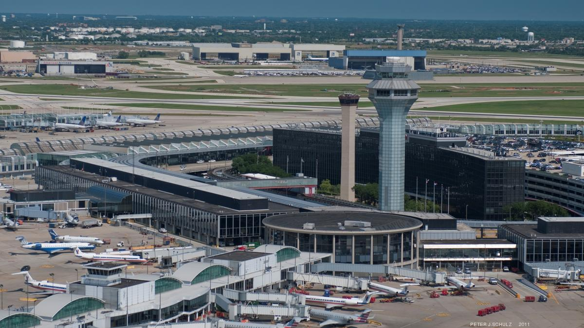 Chicago S O Hare International Airport Has Something That