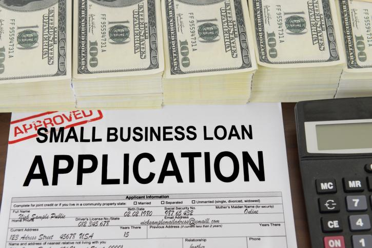 Small business lending is up for both Texas and U.S.