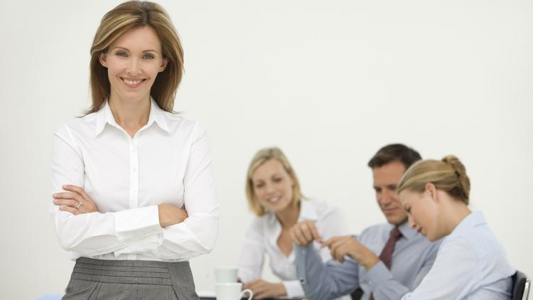 Women are even more motivated than men to own businesses so they can be their own bosses, according to BizBuySell.