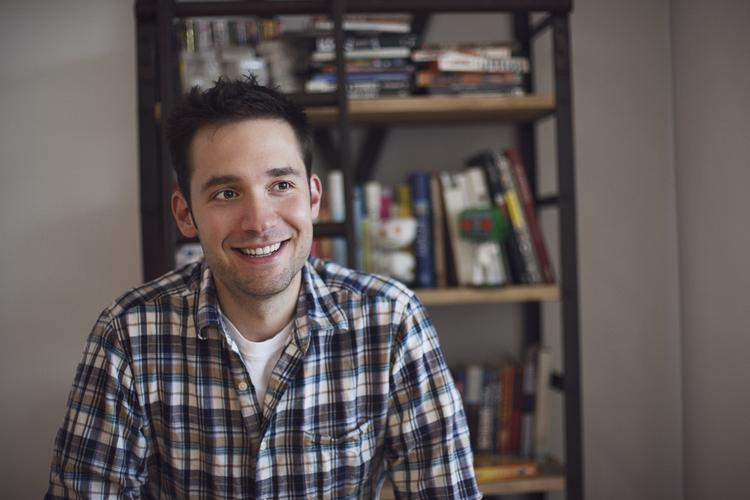Reddit co-founder Alexis Ohanian is scheduled to speak at the University of Texas this week.