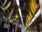 AT&T gives behind-scenes tour of wireless 'brain' in Charlotte.