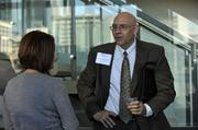 Larry Broome of SC Hondros & Associates was among the attendees at CREQ Live.