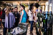 Karma by Erwin Gomez held its Emerald Spring event March 20 to toast the new season.
