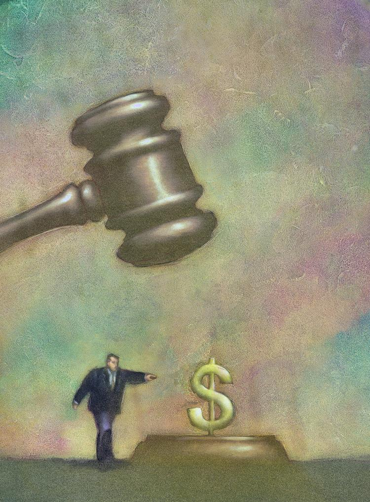 A new report by LexisNexis found that the largest U.S. law firms are getting a smaller portion of legal fees, as corporate legal departments shift work to mid-size firms that offer more flexible billing arrangements.