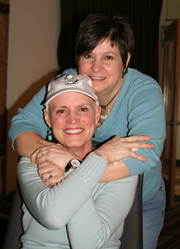 Breast Friends Helping  women and their families survive the emotional trauma of cancer with a focus on women's cancer.  Budget: $200,000 Staff: 5 Executive director: Sharon Henifin, Becky Olson Board chair: Charmaine Houriet