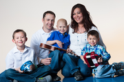 Children's Cancer Association   Ryland, shown center here with his family, is a 2013 CCA Community Hero. Kids who exhibit extreme courage and bravery in the face of serious illness  are nominated by hospital staff to receive this honor. Ryland also has a Chemo Pal Mentor, loves CCA's MusicRx in-hospital music program, and has vacationed with his family at the Alexandra Ellis Caring Cabin. All of CCA's innovative programs of JoyRx are provided at no cost to seriously ill children, teens, and their families.