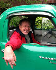 United Cerebral Palsy Supported Living and Community Inclusion customer, Ed Morris, going for a cruise in his restored vintage truck. Budget: $4.4 million Staff: 120 Executive director: Ann Coffey Board chair: Jerry Pattee