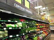 Kroger Marketplace will have more than 150 organic fruits and vegetables, including Texas-grown produce.