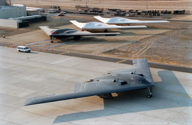 Northrop Grumman Corp., which makes the current stealth B-2 bomber, confirmed that it will compete for the new fleet.