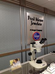 Kroger Marketplace also sells jewelry, ranging from watches to diamond rings.