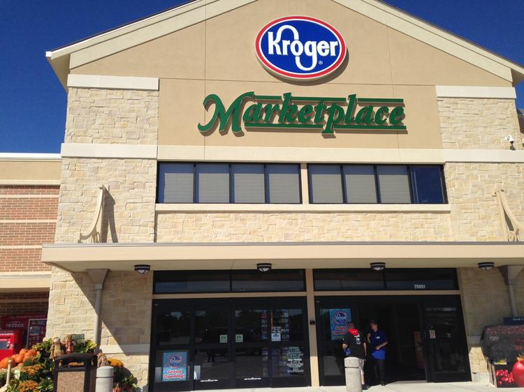 Kroger Marketplace opened in Kingwood Saturday, Oct. 26. The grocery store is located off of Highway 59 and Northpark Drive.  Click through the slideshow to see inside the new Kroger Marketplace.