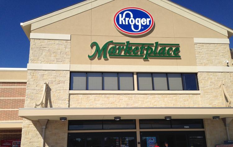 A Kroger Marketplace will open Friday in Forney.