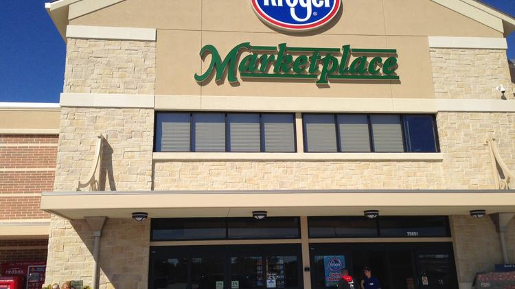 Kroger Marketplace will open its 9703 Barker Cypress Rd. location on Towne Lake Aug. 1.