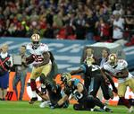 49ers' Vernon Davis lines up for IPO play