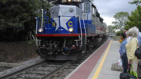 On National Train Day, May 10, kids aged 2 to 12 can ride for $5 to any N.C. destination.
