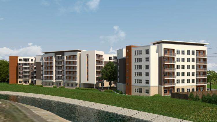 Mill Creek Residential plans to break ground on the 265-unit Premier Medical Center — across from across from The University of Texas M.D. Anderson Cancer Center — this month and deliver the first apartments for move-in in April 2015.