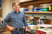 Oregon State University's Norman Hord, who did a study on omega-3 fatty acids